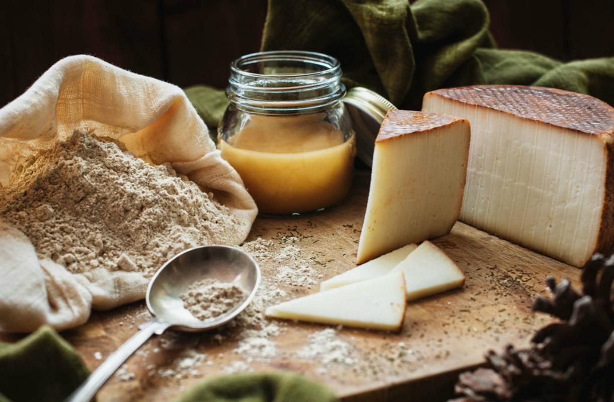 Kanariansaarten juustot