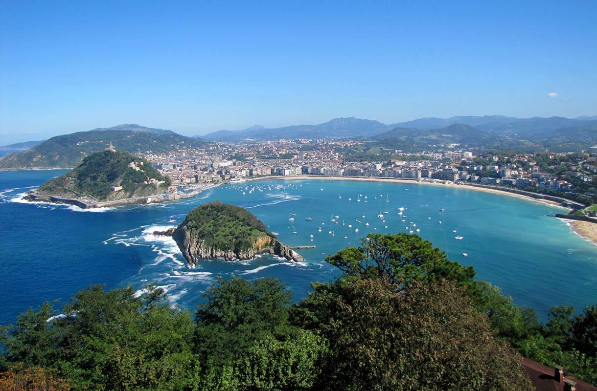 San Sebastian on rauhallisempi vaihtoehto Barcelonalle