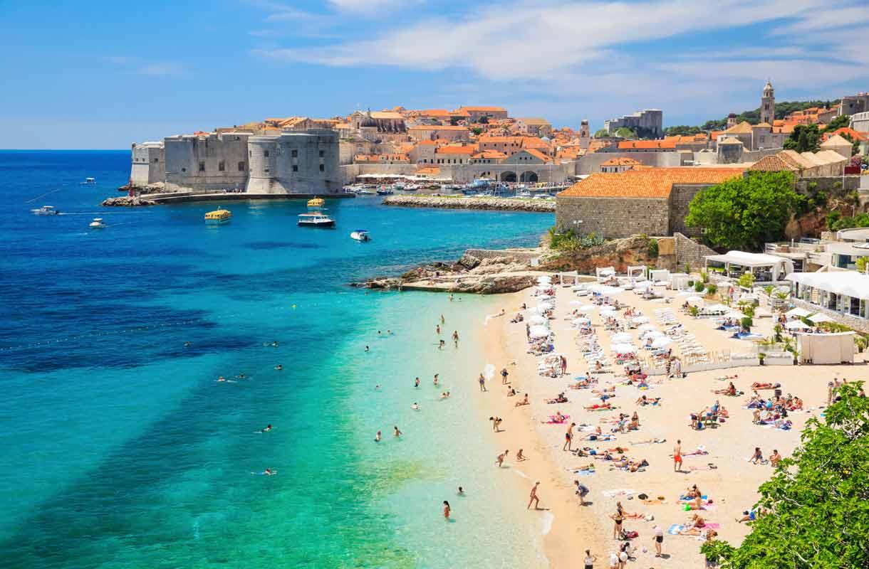 Kokeile Dubrovnikin sijaan rauhallisempia kohteita
