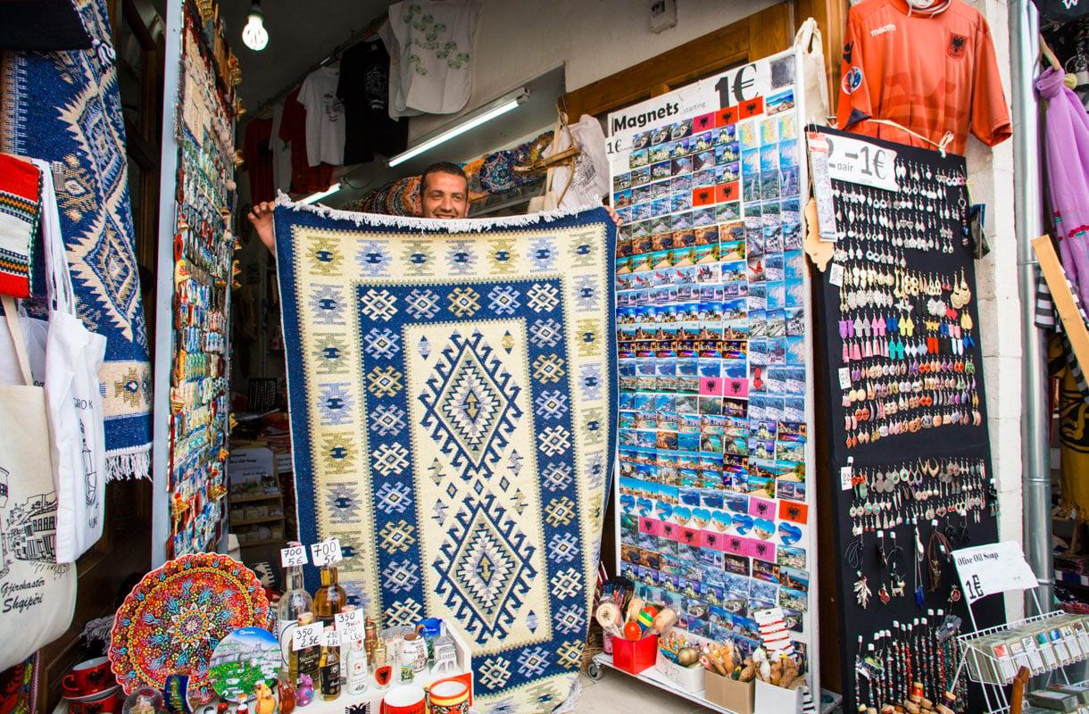 Albanian shoppailuvinkit