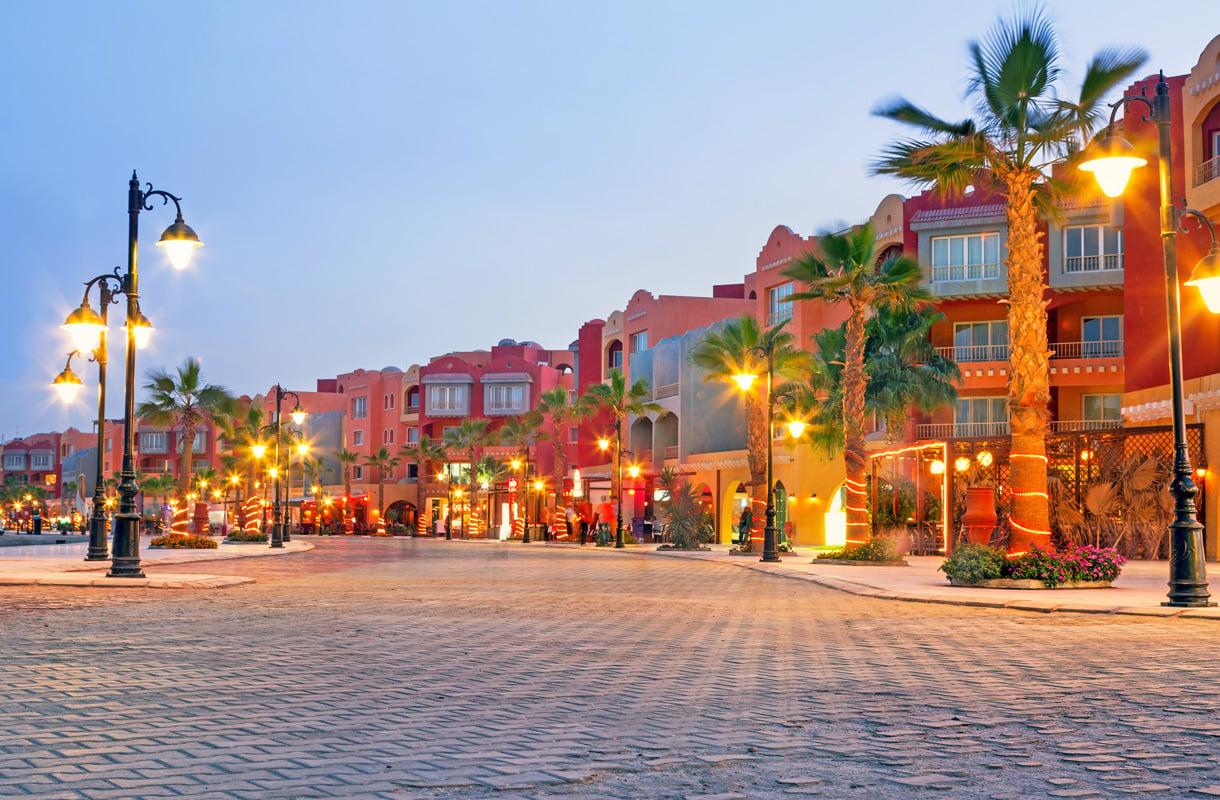 Hurghada, Egypti