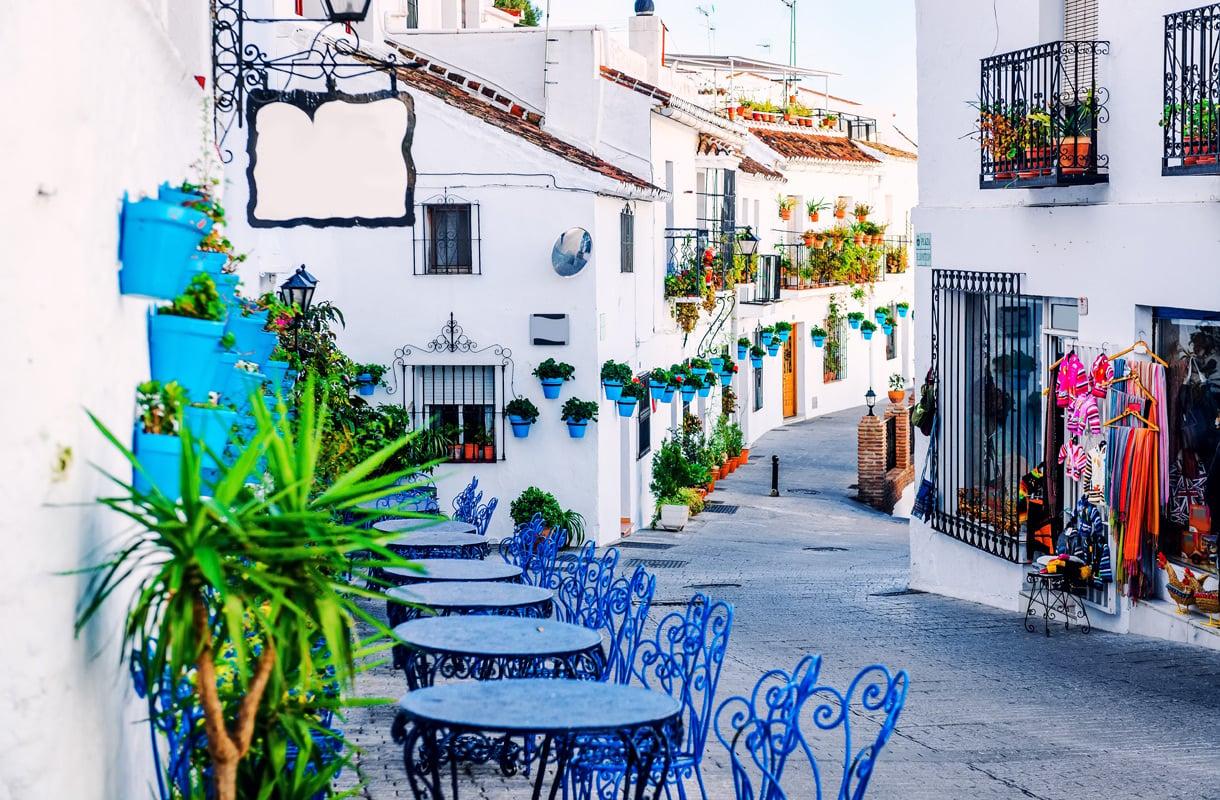 Loma-asunnon ostaminen Espanjasta