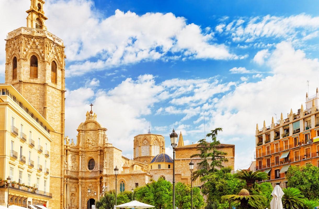 Valencian katedraalin seinillä epäillään näkyvän murhien jäljet