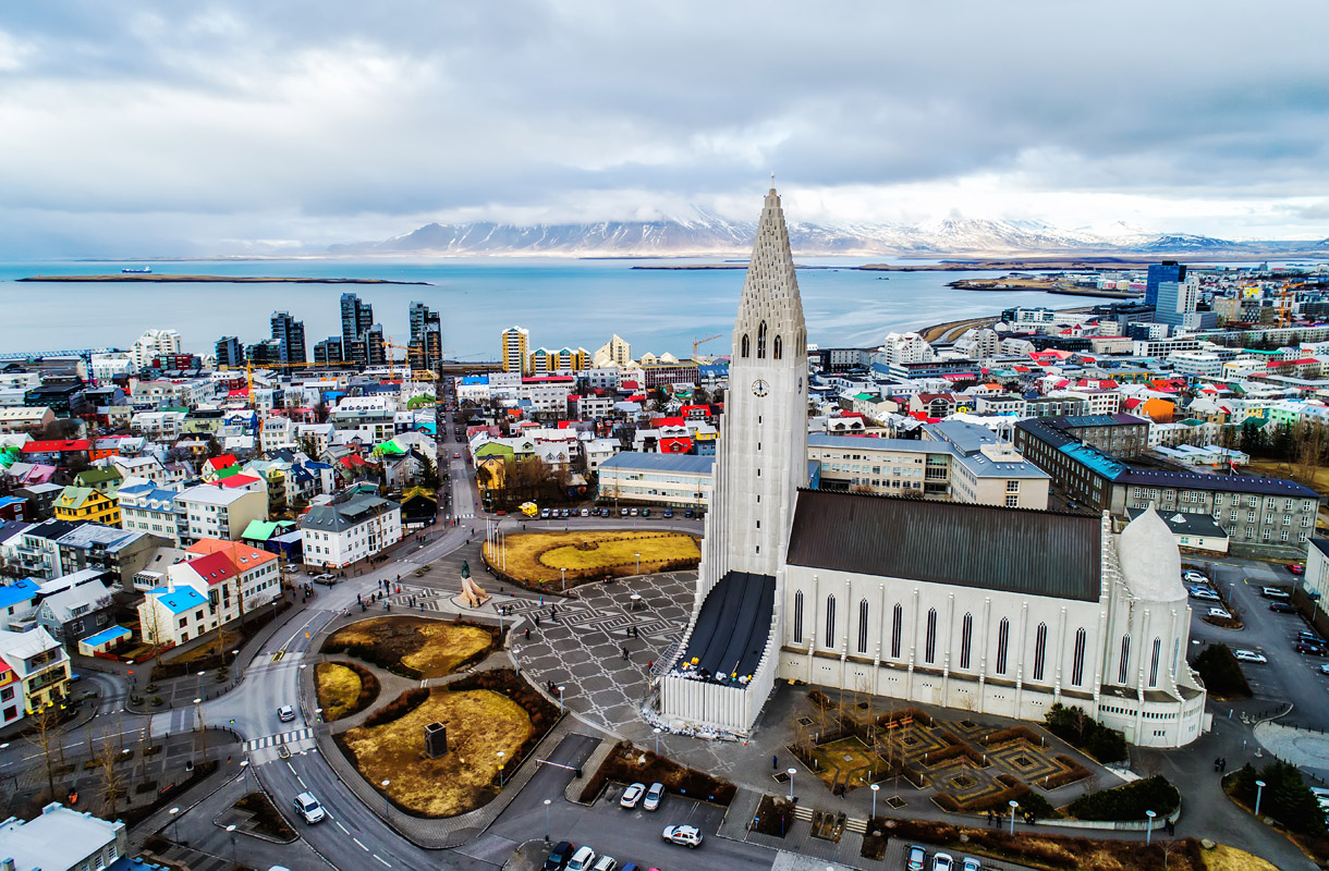 Ensikertalainen Islannissa