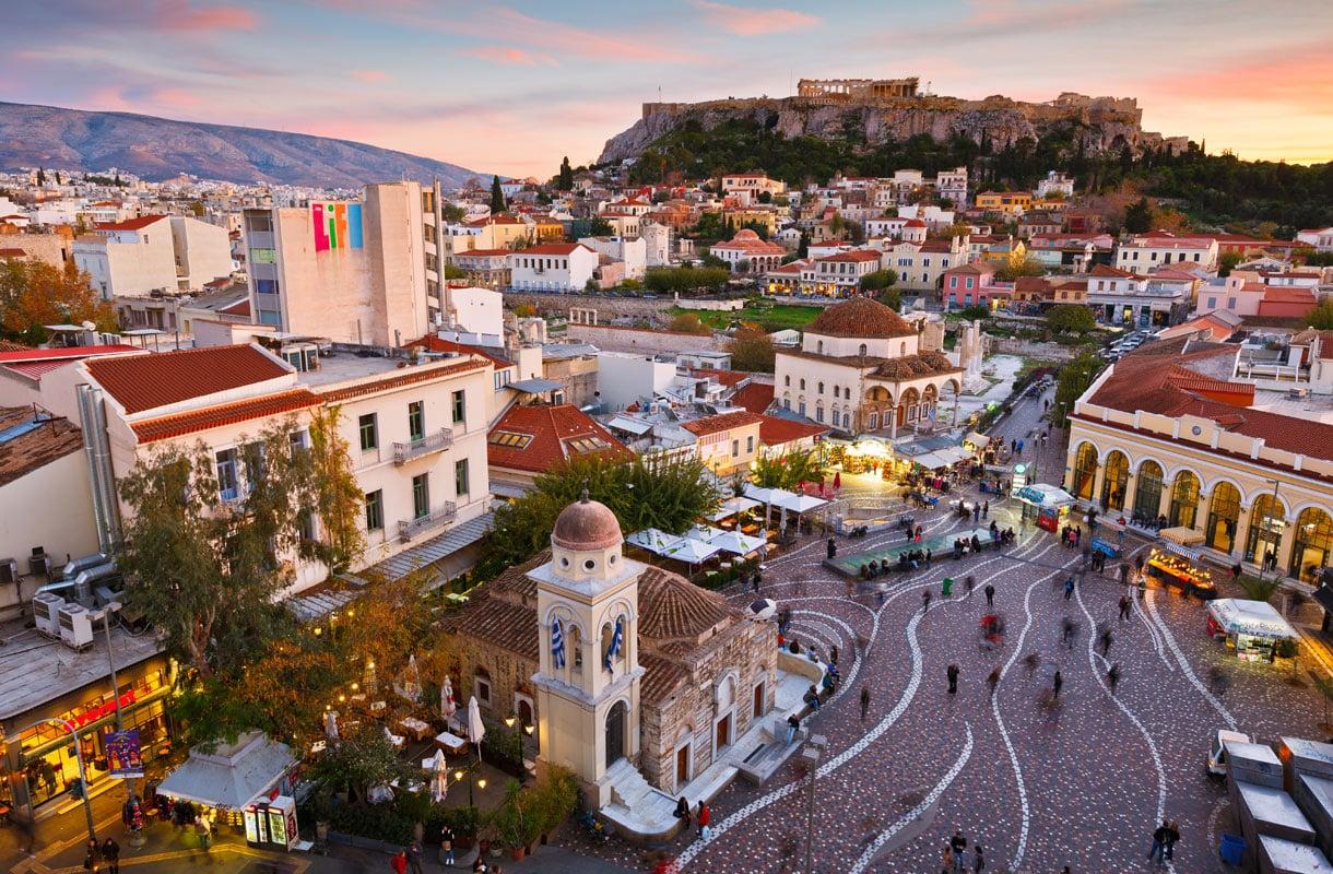 Kreikka Ateena