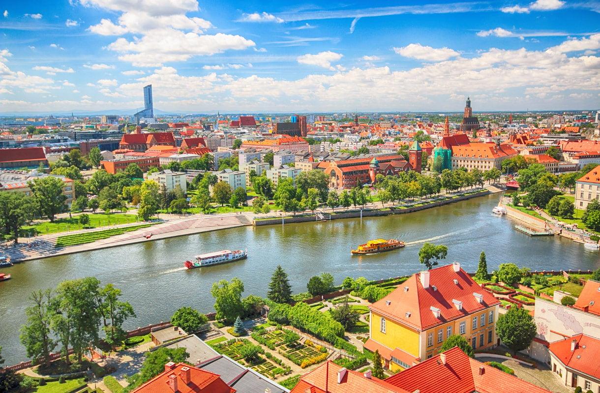 Wroclaw, Puola