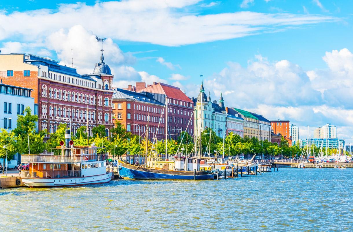 Helsingin ravintolat