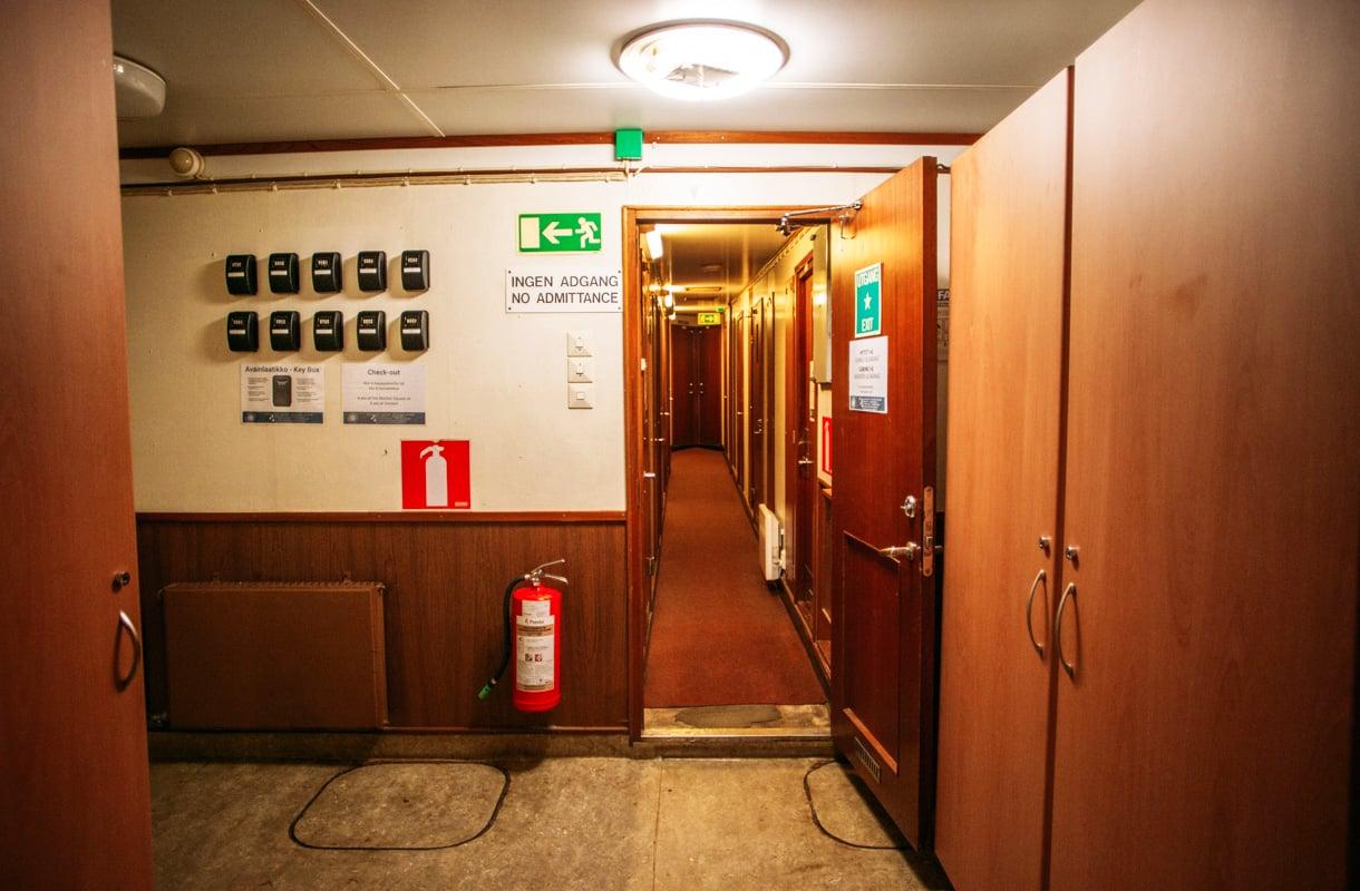 Hotellilaiva M/s Isosaari