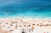 Turkin Antalyassa toimii pyörivä hotelli