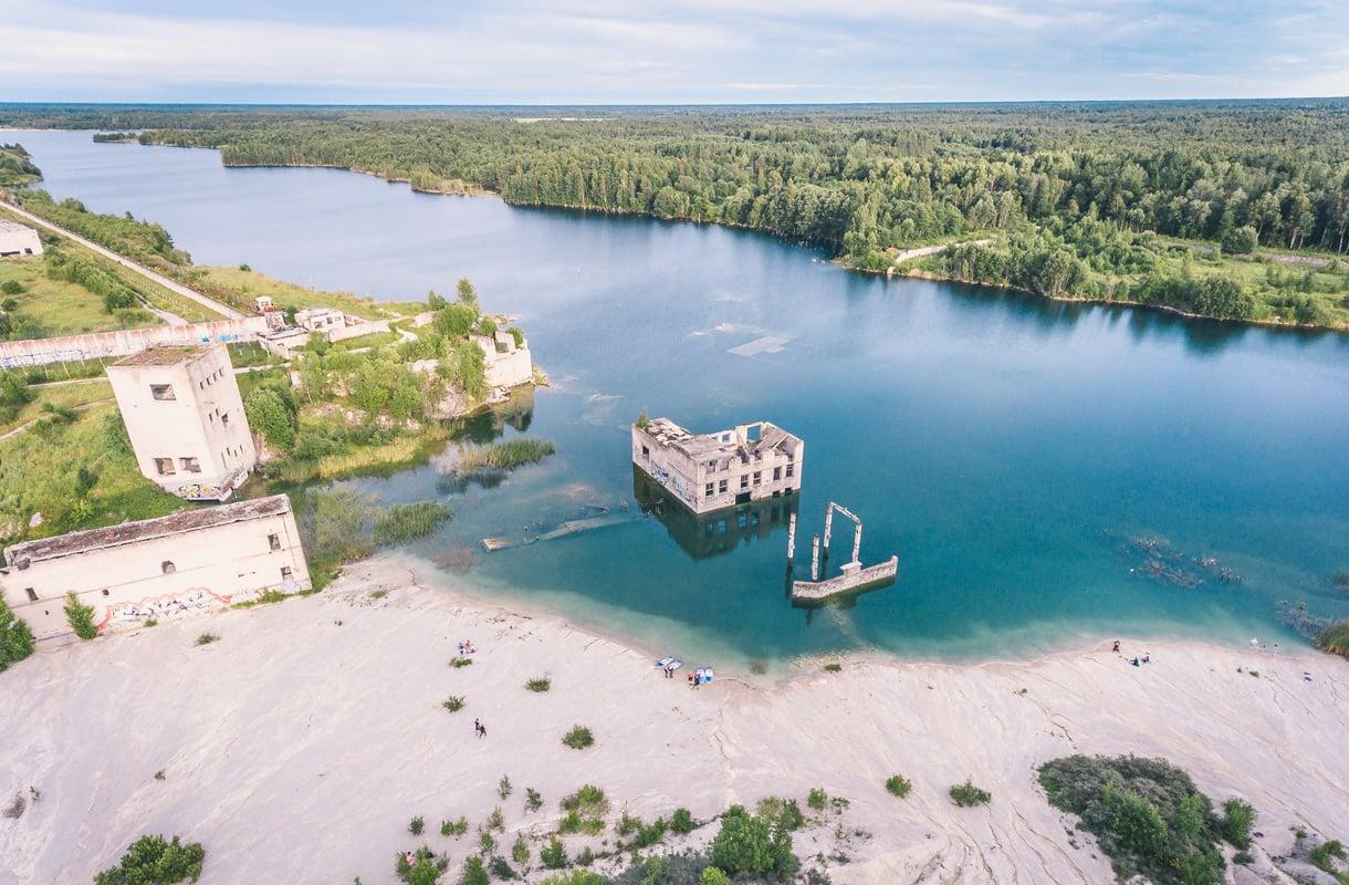Viron erikoiset paikat