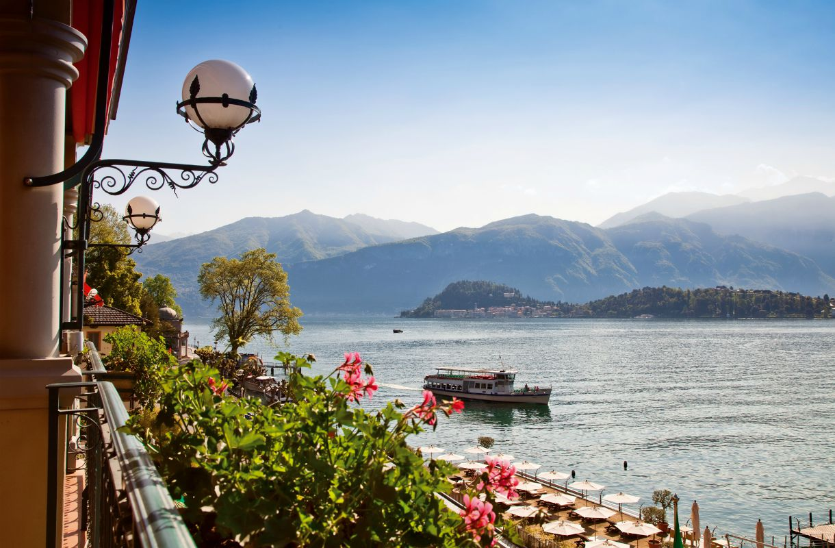 Comojärven parhaat hotellit