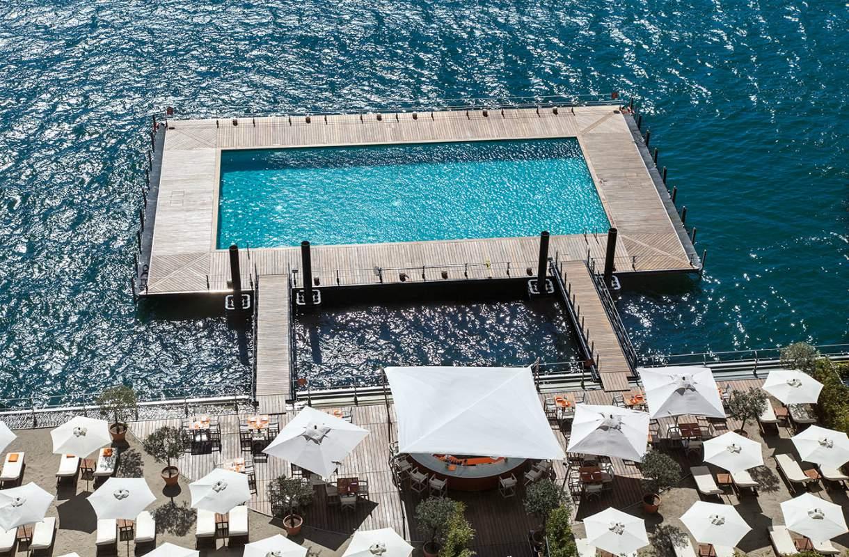 Italian parhaat uima-altaat