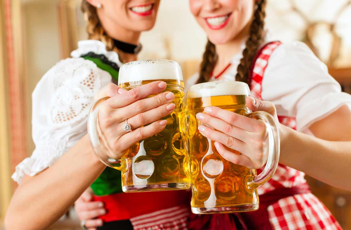 Mielenkiintoiset faktat Saksan Oktoberfestistä