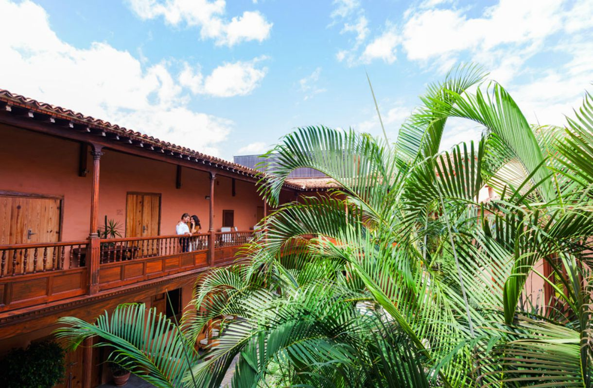 Boutique-hotelli Teneriffan Garachicossa