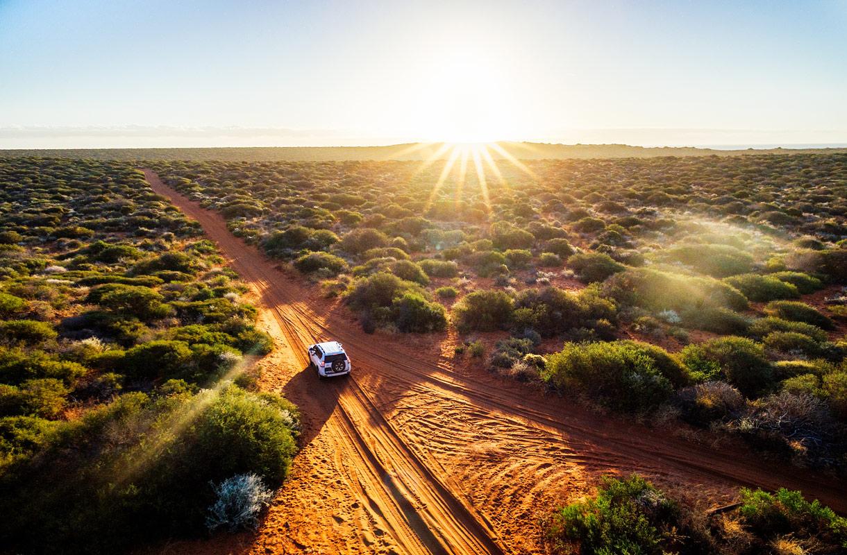 Muista turvallisuus automatkalla Australiassa