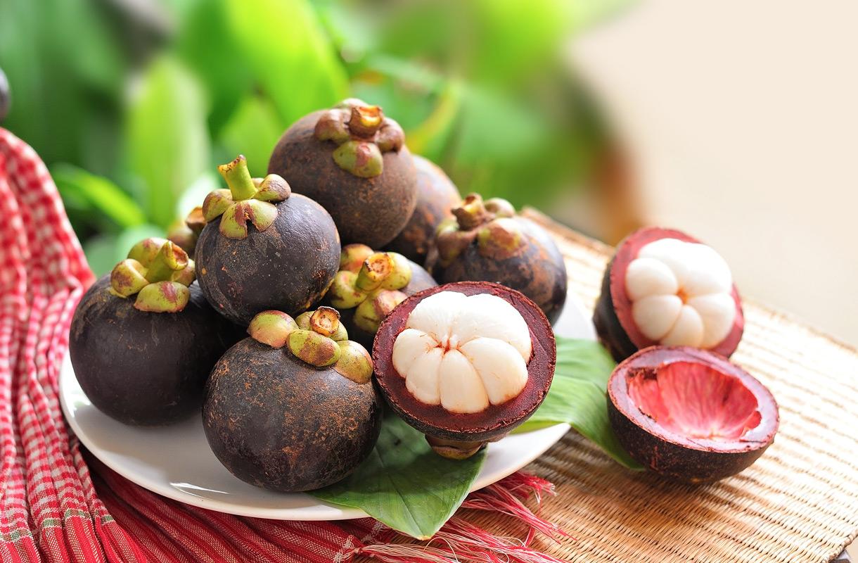 Thaimaan hedelmät