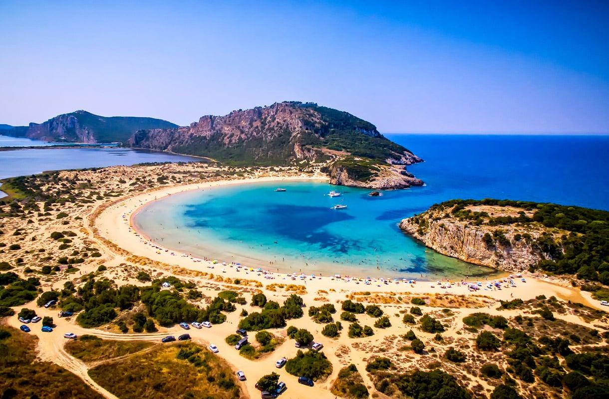 Voidokilia, Kreikka