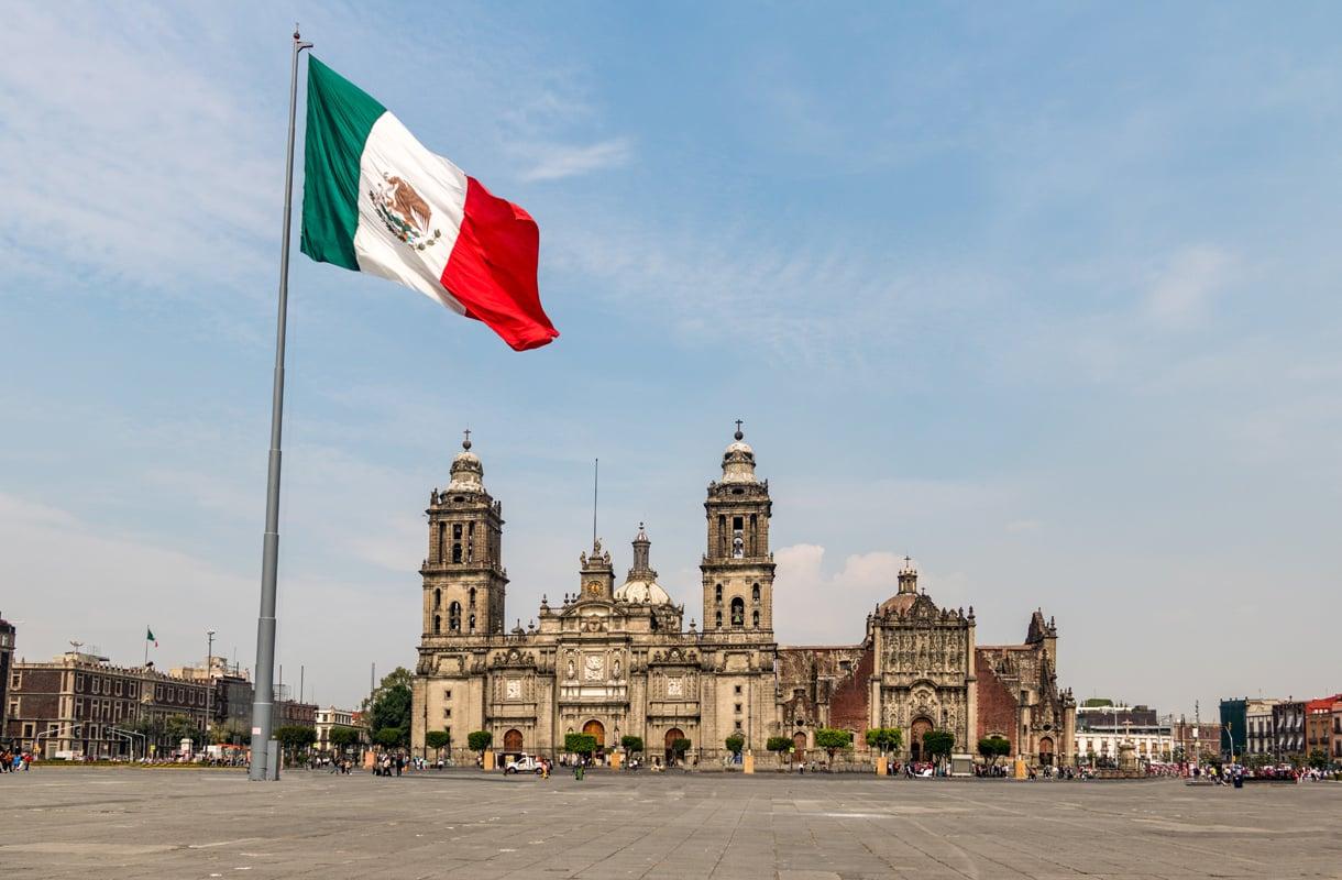 Pärjääkö Meksikossa englannin kielellä?