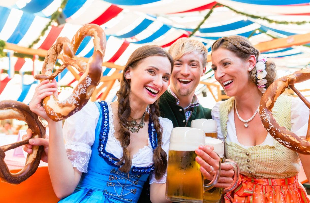 Kymmenen yllättävää faktaa Oktoberfestistä