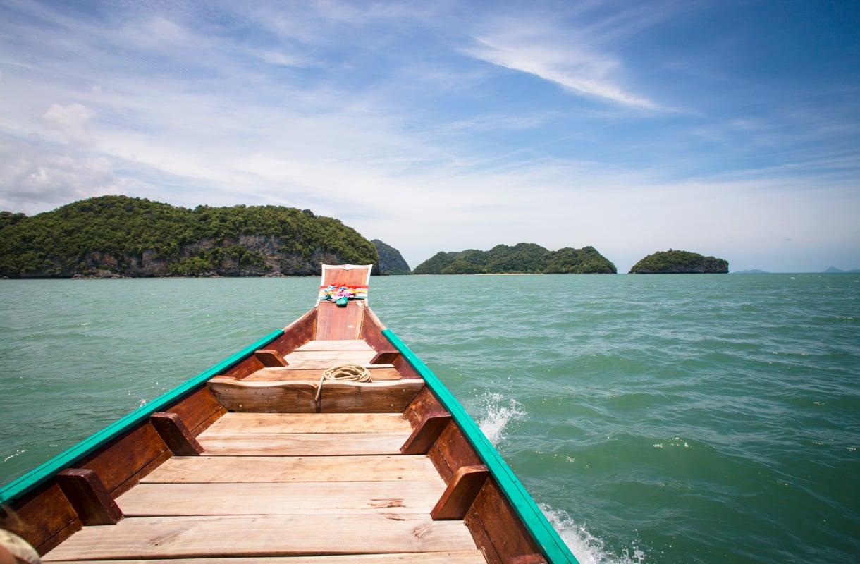 Khanom, Thaimaa