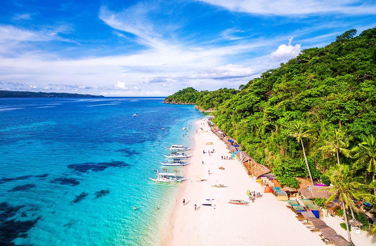 Boracay, Filippiinit