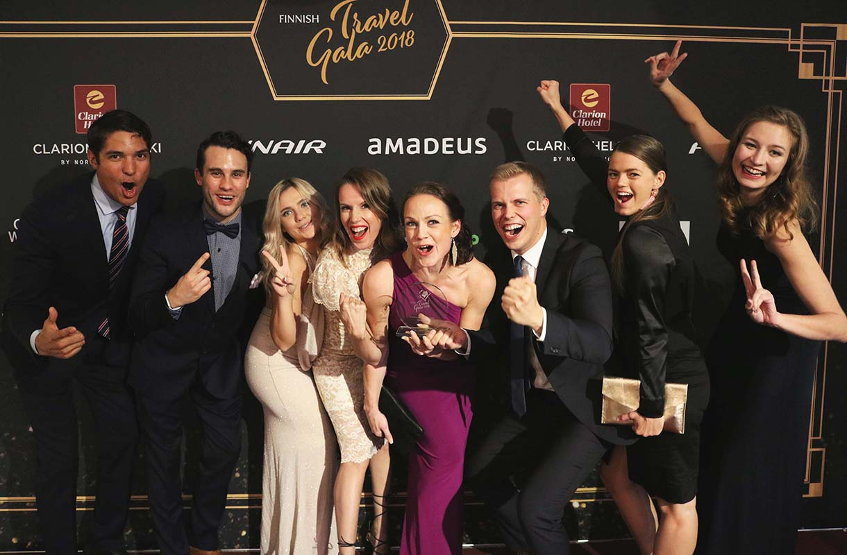 Finnish Travel Gala 2018