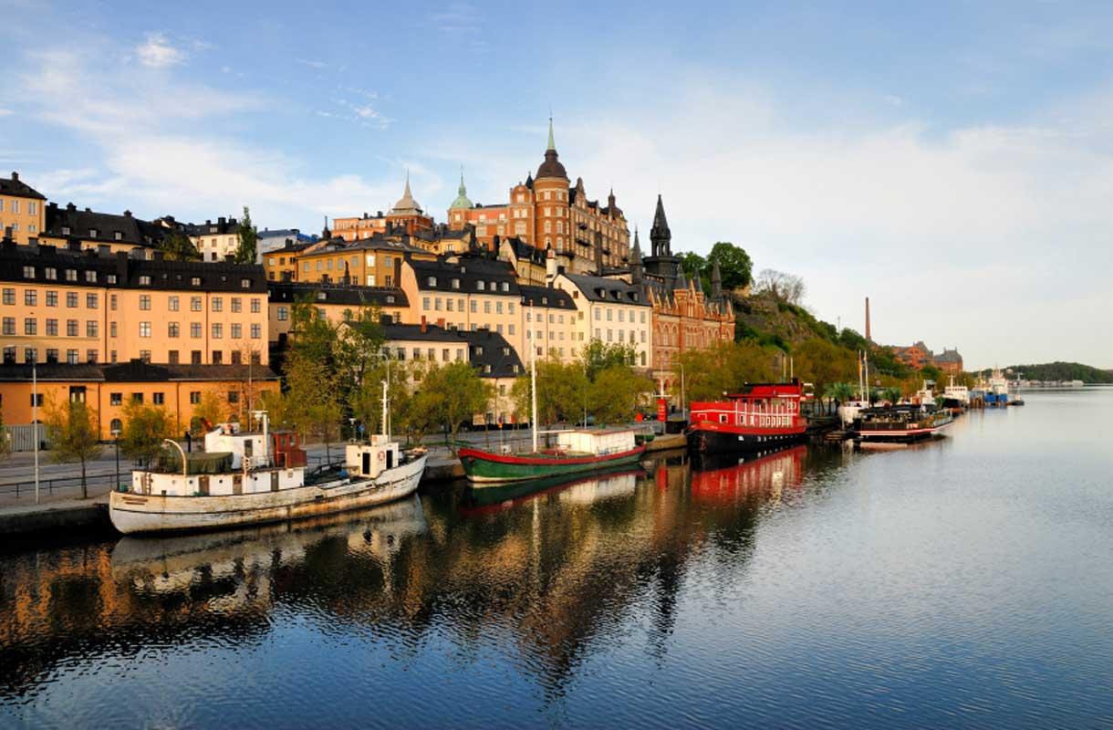 Tukholma, Ruotsi