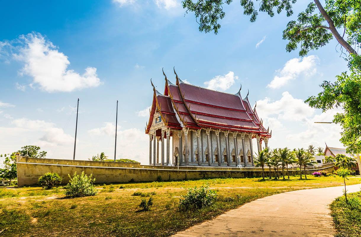 Cha-am, Thaimaa