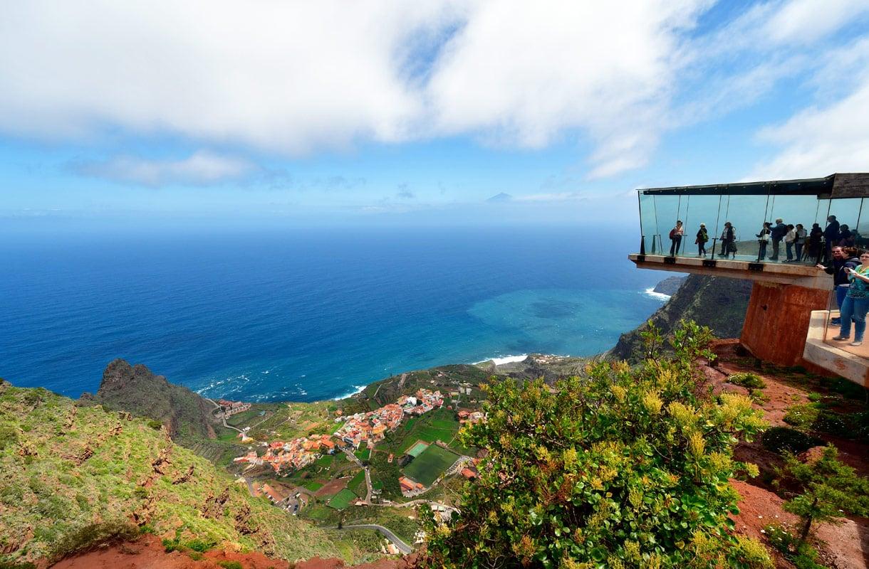 Mirador de Abrante, La Gomera