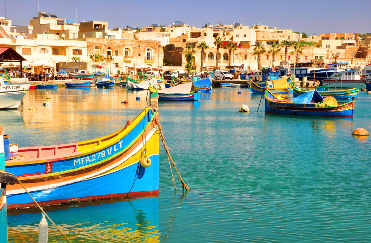 Maltalle on suoria lentoja myös talvella