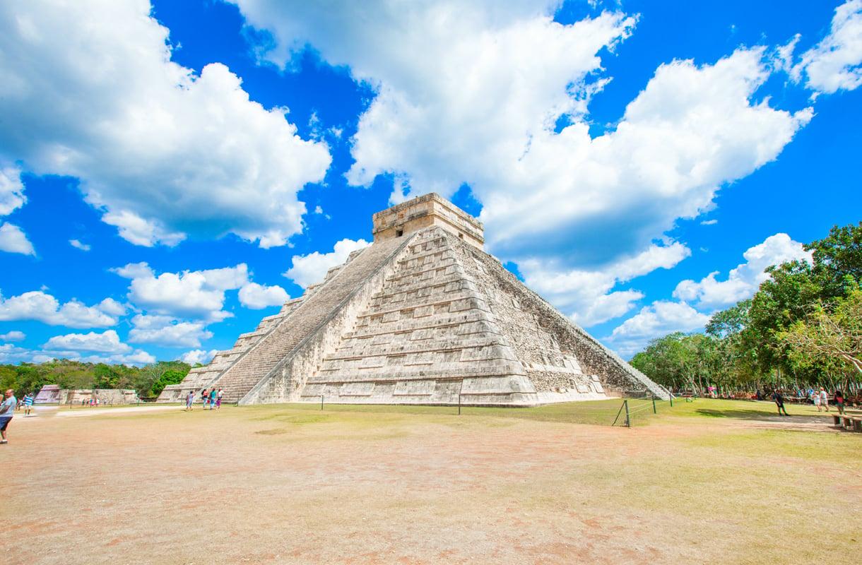 Pääsymaksut ja nähtävyyksien hinnat Meksikon lomakohteissa