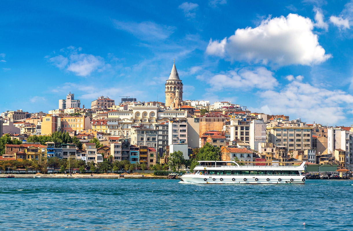 Istanbul, Turkki