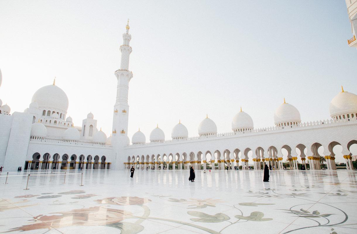 Päiväretki Dubaista Abu Dhabiin