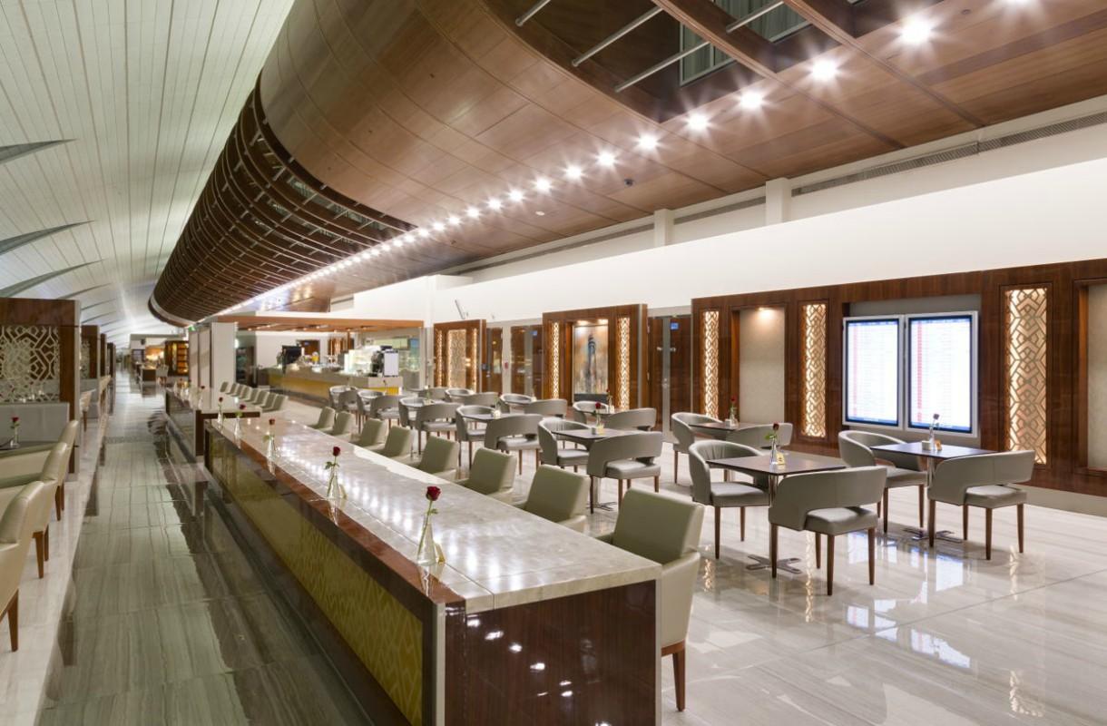 Dubain lentokenttä on yksi maailman vilkkaimpia