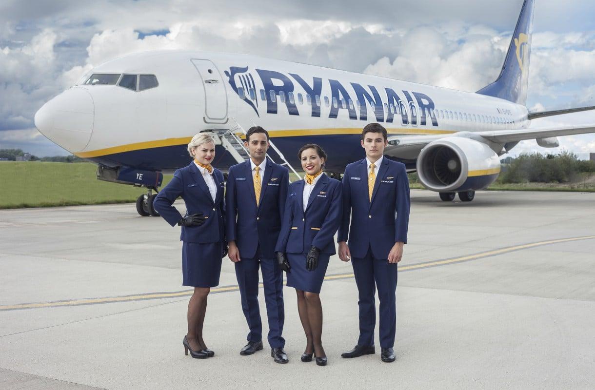 Kymmenen faktaa Ryanairista
