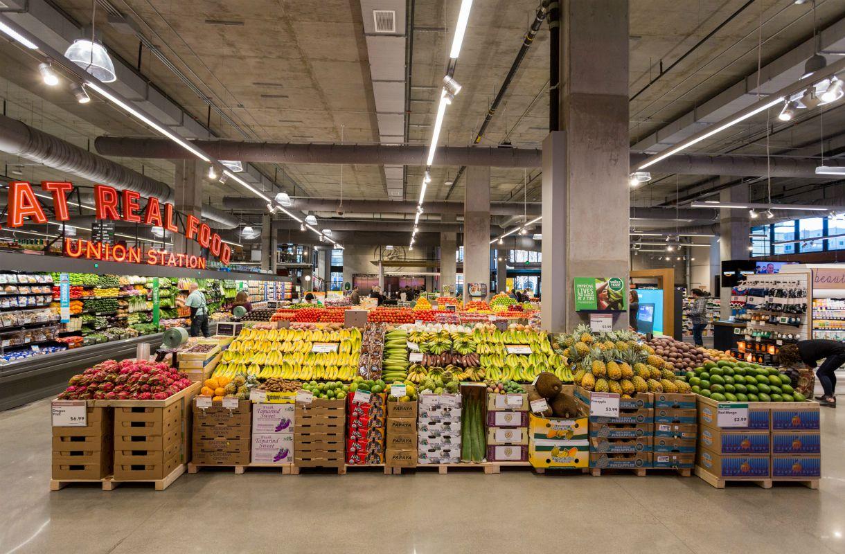 Erikoisia faktoja amerikkalaisista ruokakaupoista