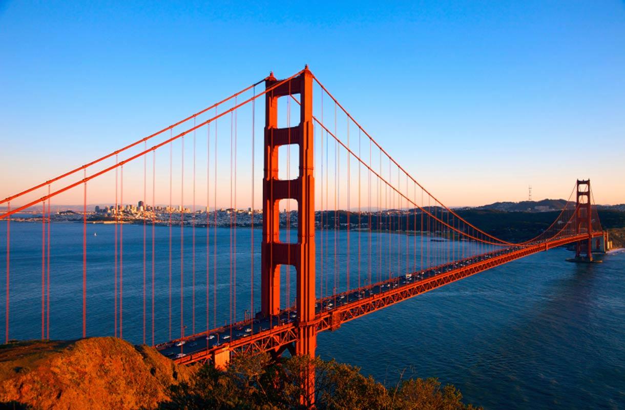 Kalifornian kaupungeissa on korkea hintataso