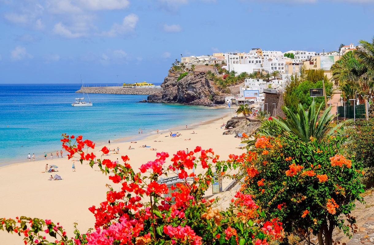 Viisi faktaa Fuerteventurasta