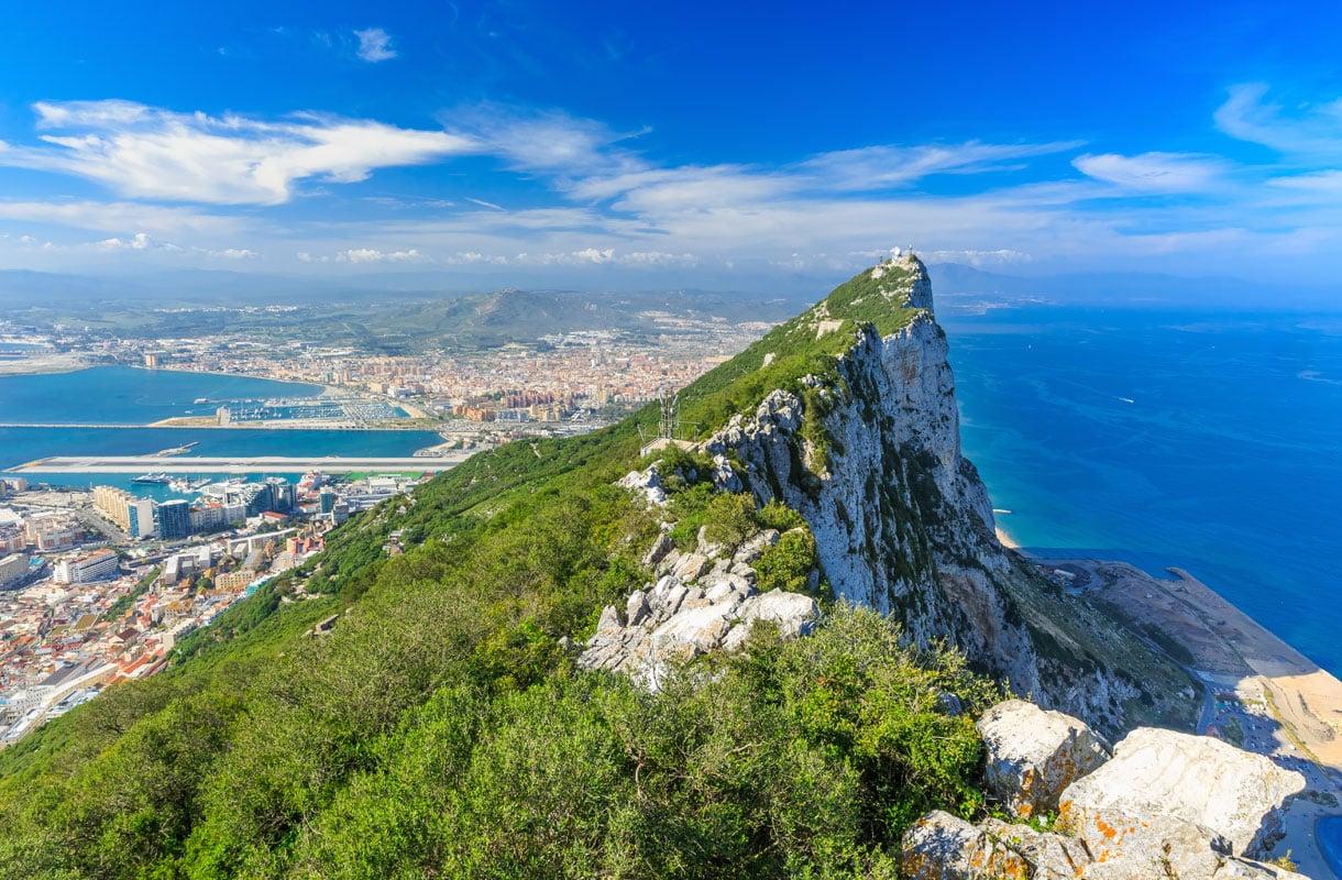 Kymmenen faktaa Gibraltarista