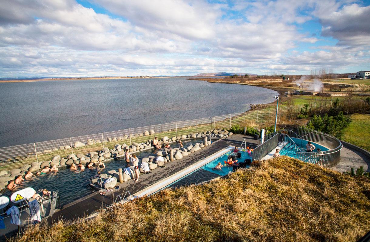 Islannin uimalat