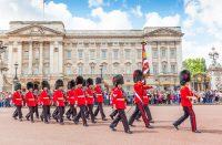 Buckinghamin palatsin sisälle pääsee vain elo- ja syyskuussa