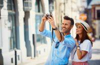 Millaisia paikkoja matkailija ei saa kuvata?