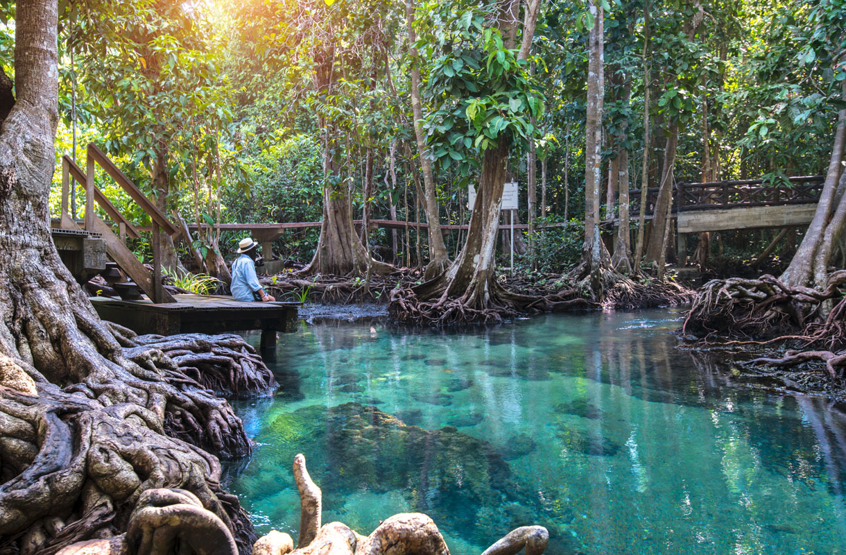 Krabi, Thaimaa