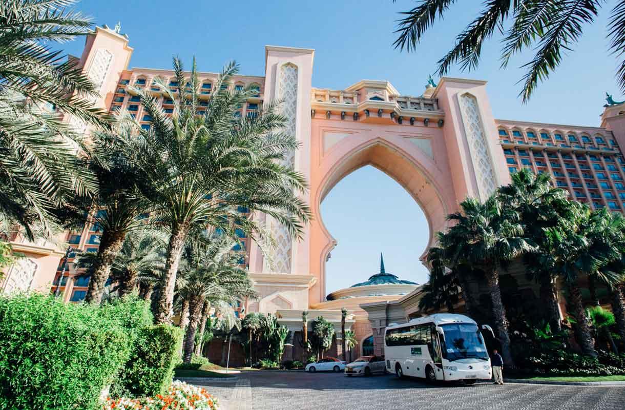 Dubain ympäristöhaasteet