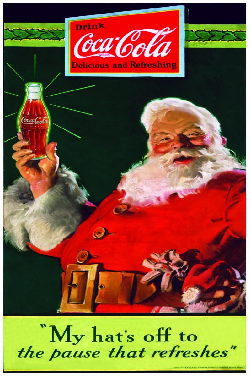 Miksi joulupukki pukeutuu punaiseen?