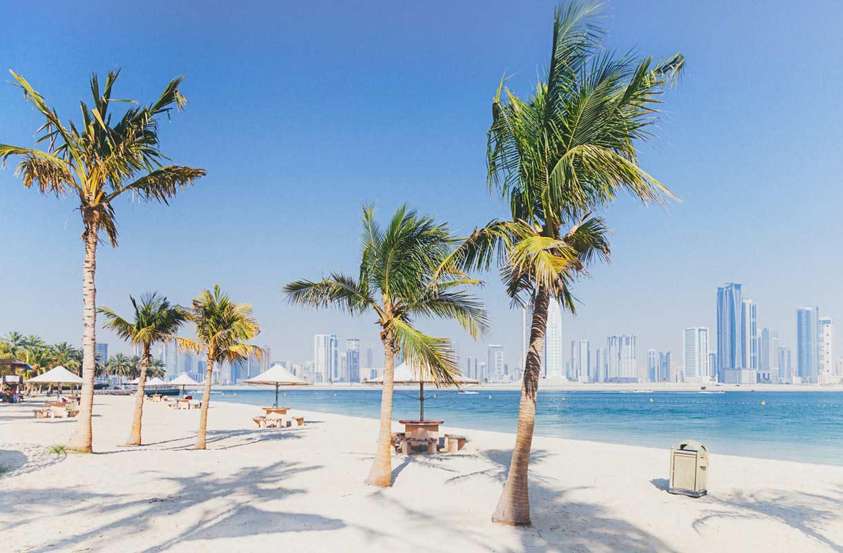 Näin Dubai syntyi keskelle aavikkoa