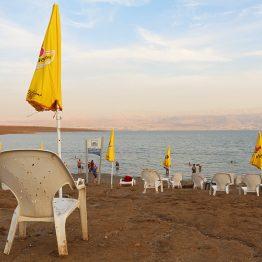 Kuollutmeri, Israel