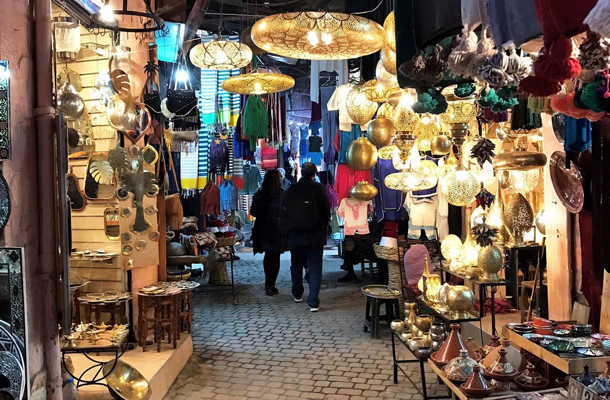 Marokon tuliaisostokset