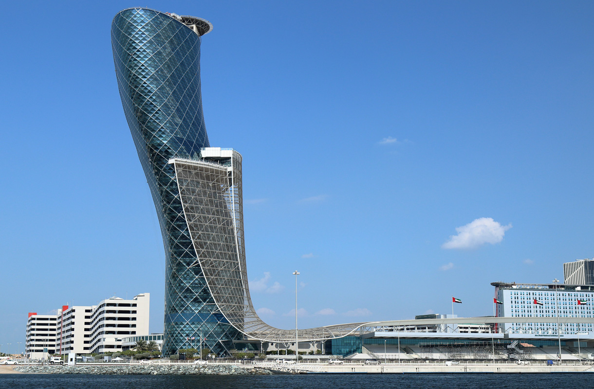 Jos kytkeä vuonna Abu Dhabi