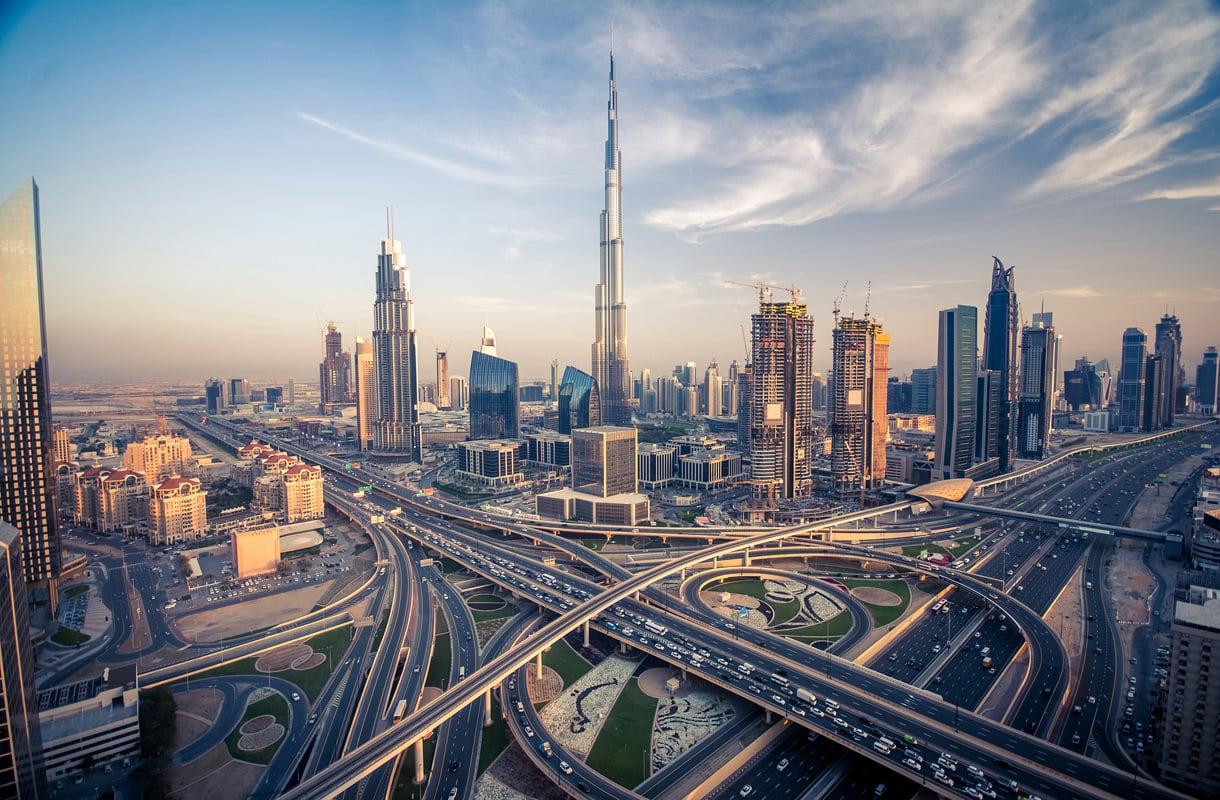 Miten Dubai kasvoi matkailujätiksi?